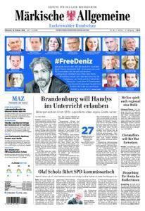 Märkische Allgemeine Luckenwalder Rundschau - 14. Februar 2018