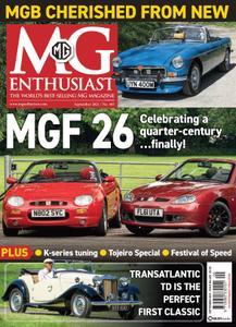 MG Enthusiast – September 2021