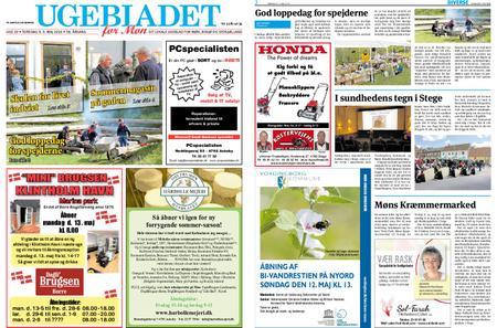 Ugebladet for Møn – 09. maj 2019