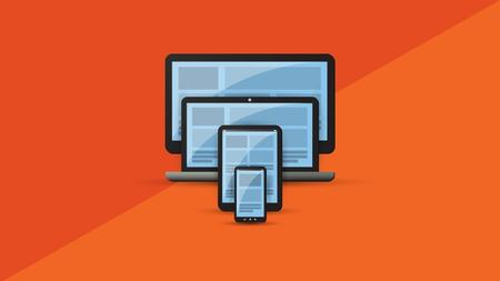 Learn HTML and HTML5 to build responsive websites