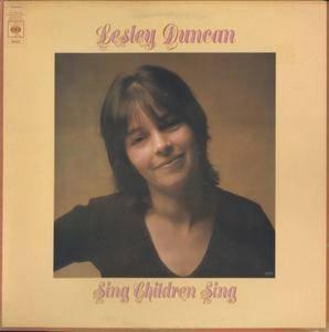 Lesley Duncan - Sing Children Sing (1971) UK 1st Pressing - LP/FLAC In 24bit/96kHz