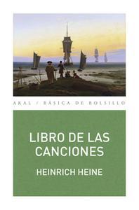 «Libro de las canciones» by Heinrich Heine