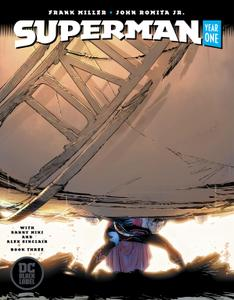 Superman-Year One 03 of 03 2019