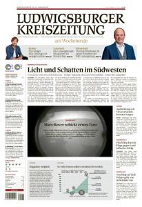 Ludwigsburger Kreiszeitung LKZ - 20 Februar 2021