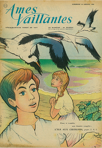 Ames Vaillantes - N° 2 (1958)