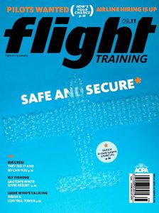 Flight Training Magazine September 2011