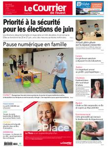 Le Courrier de l'Ouest Cholet – 16 avril 2021