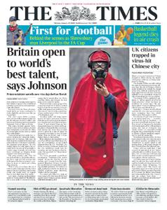 The Times - 27 January 2020