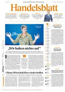 Handelsblatt - 9 September 2020