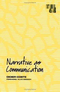 Narrative As Communication