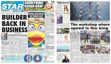 Shropshire Star Shrewsbury Edition – May 12, 2018