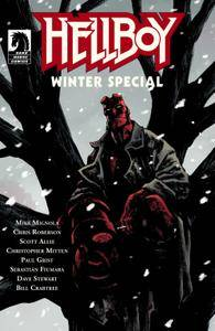 Hellboy Winter Special 2017 digital Son of Ultron-Empire