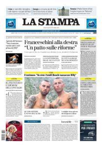 La Stampa Torino Provincia e Canavese - 9 Settembre 2020