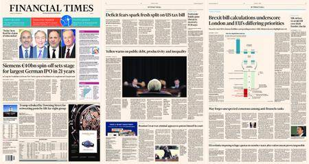 Financial Times Europe – 30 November 2017