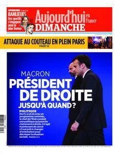 Aujourd'hui en France – 13 mai 2018