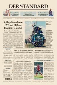 Der Standard – 19. August 2019