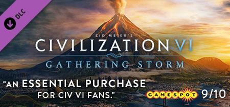 Sid Meier's Civilization® VI: Gathering Storm (2019) + Update