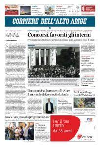 Corriere dell'Alto Adige - 22 Aprile 2018