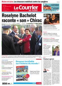 Le Courrier de l'Ouest Cholet – 28 septembre 2019