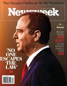 Newsweek USA - April 26, 2019