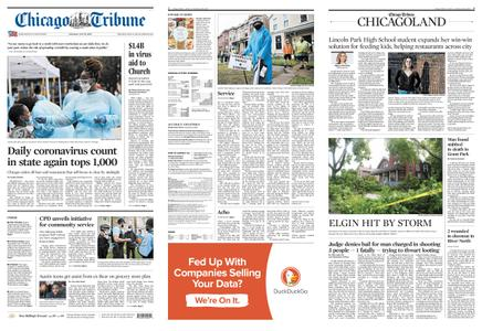Chicago Tribune – July 11, 2020