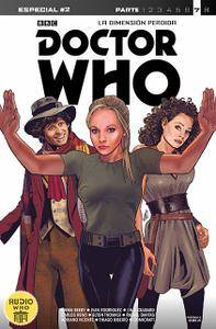 Doctor Who - La Dimensión Perdida #7 (2017)