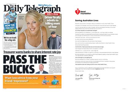 The Daily Telegraph (Sydney) – June 04, 2019