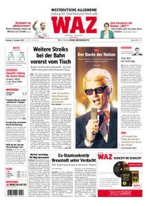 WAZ Westdeutsche Allgemeine Zeitung Oberhausen-Sterkrade - 11. Dezember 2018