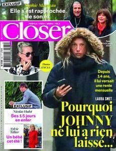 Closer France - 16 février 2018