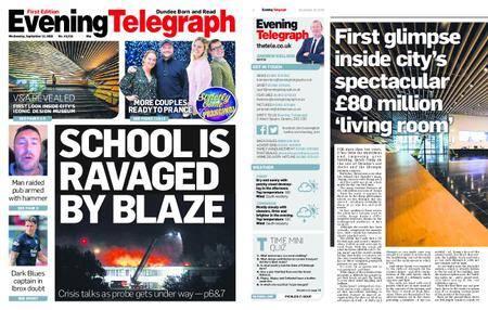 Evening Telegraph First Edition – September 12, 2018
