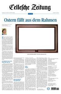 Cellesche Zeitung - 20. April 2019