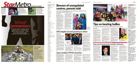 The Star Malaysia - Metro South & East – 28 November 2019