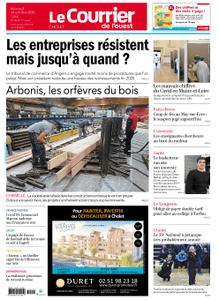 Le Courrier de l'Ouest Cholet – 14 octobre 2020