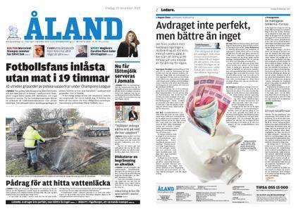 Ålandstidningen – 20 december 2017