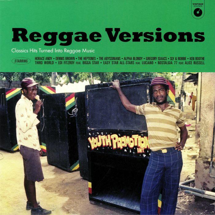 VA - Reggae Versions (2019)