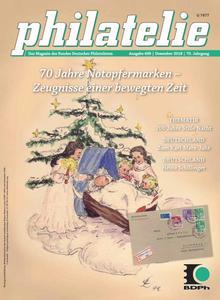 Philatelie - Dezember 2018