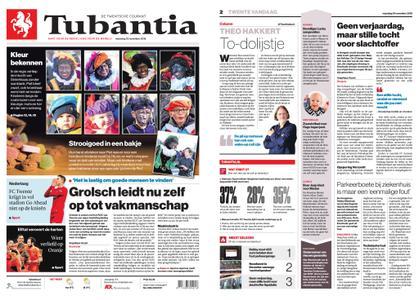 Tubantia - Enschede – 19 november 2018
