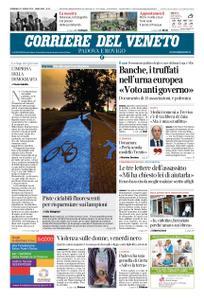 Corriere del Veneto Padova e Rovigo – 21 aprile 2019