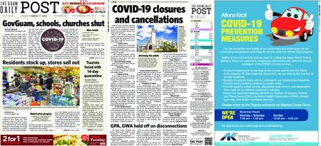 The Guam Daily Post – March 17, 2020