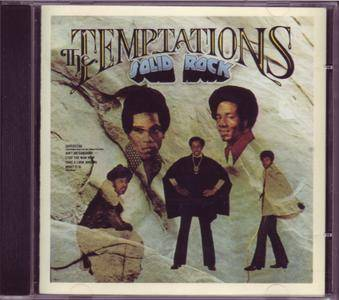 The Temptations - Solid Rock (1972) [1992, Reissue]