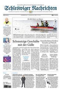 Schleswiger Nachrichten - 11. Januar 2018