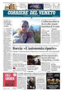Corriere del Veneto Vicenza e Bassano – 30 gennaio 2020