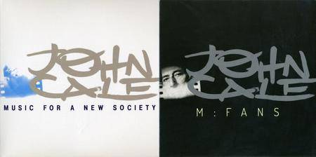 John Cale - Music For A New Society / M:FANS (1982/2016)
