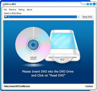 DVD to MP4 3.1.0