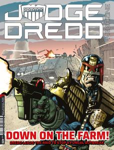 Judge Dredd Megazine 420 2020 digital Minutemen