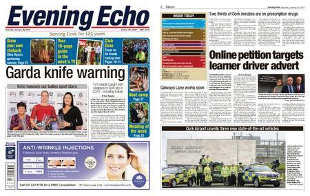 Evening Echo – January 26, 2019