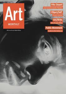 Art Monthly - April 2014   No 375