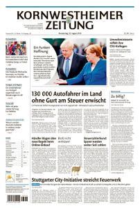 Kornwestheimer Zeitung - 22. August 2019