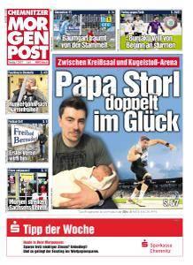 Chemnitzer Morgenpost - 7 Februar 2017