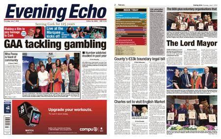 Evening Echo – June 07, 2018